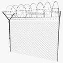 fence 3D models