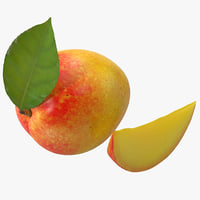 mango 3 3d model