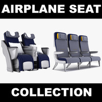 Airplane Seat Collection (2)