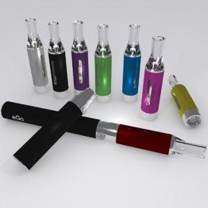 3d max ego-t evod e-cigarette