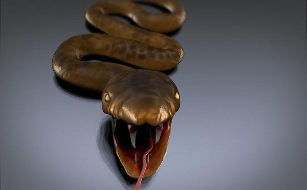 snake max
