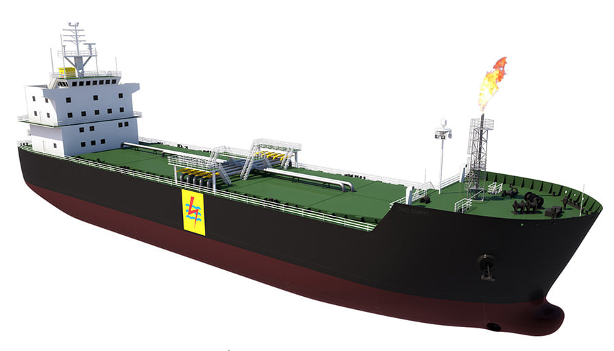obj cng carrier ships