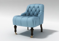 Tini Tufted Chair