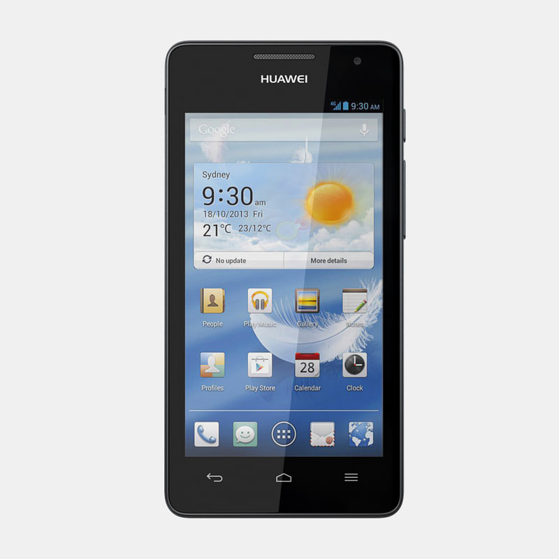 huawei ascend g526 3d model