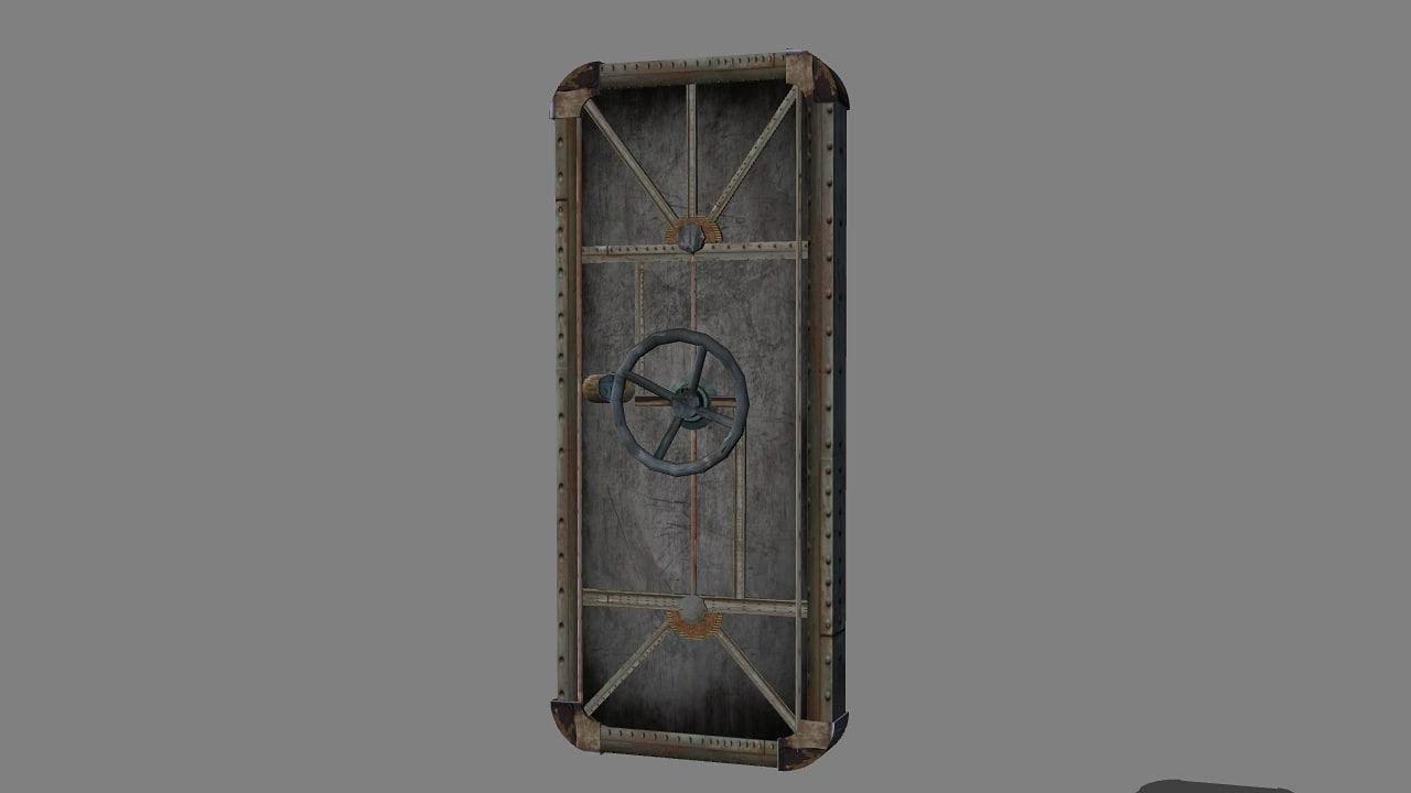 x ship door