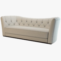 3d opera contemporary sofa model