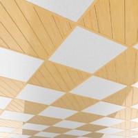 3d model wooden ceiling tileable pattern