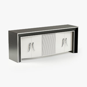 3d francesco sideboard c502 01