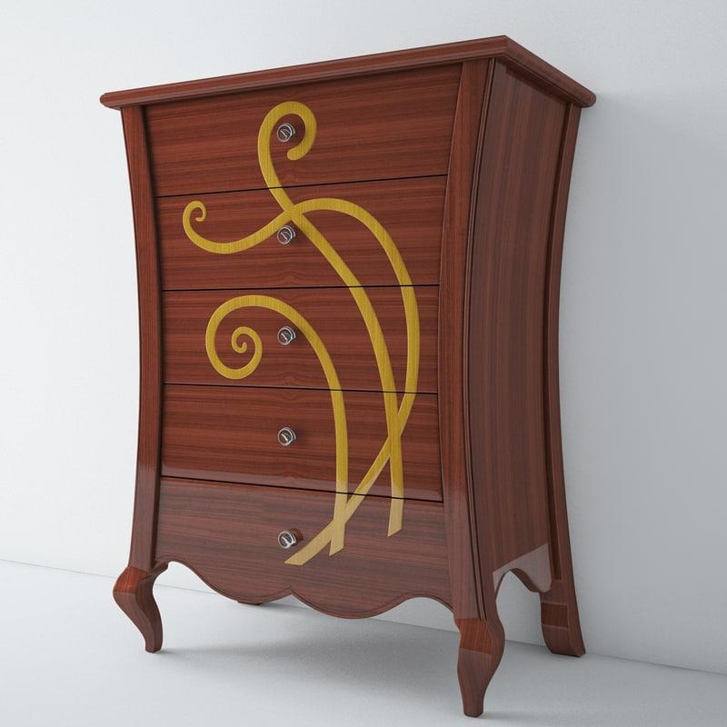 drawer chest max