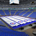 Curling 3D models