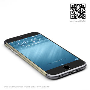 free iphone 6 3d model