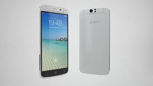 3ds max oppo n1