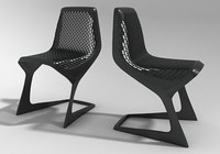 myto chair 3d model