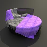design bed 3d model