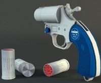 25mm Flare Pistol