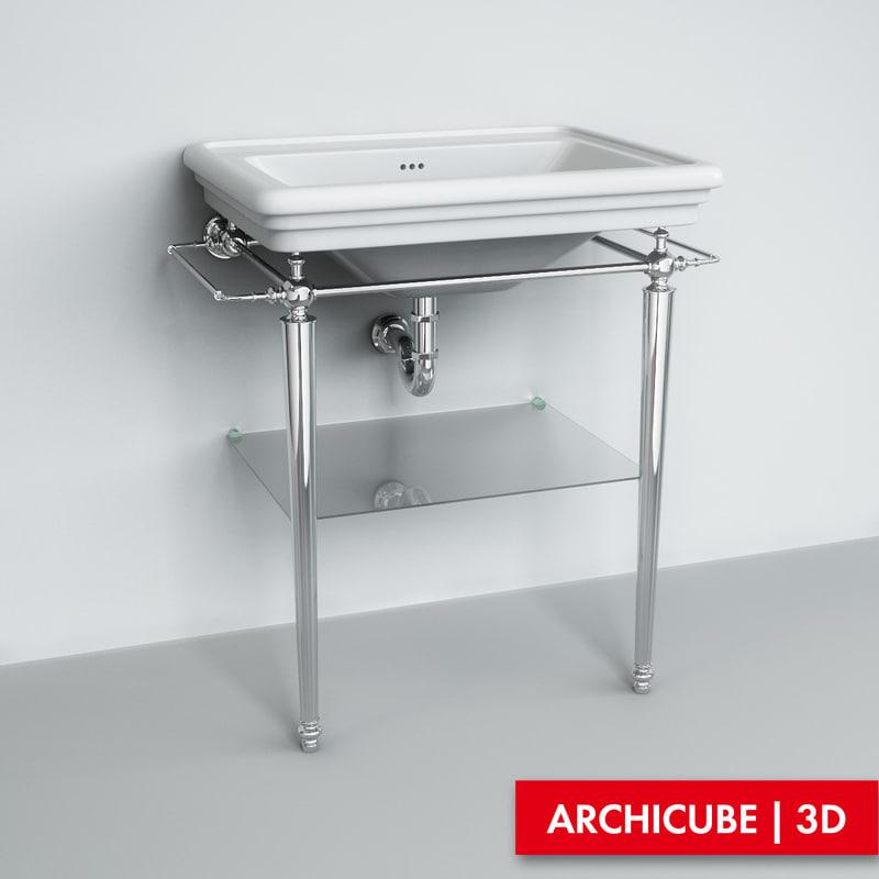 washbasin obj