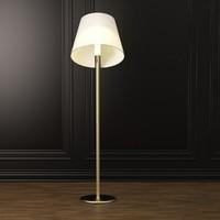 lamp artemide adrien 3d 3ds
