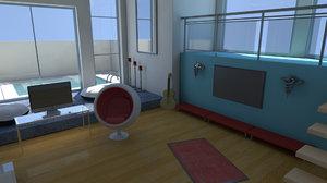 living room ma