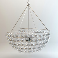 Currey and Company - Stratosphere Chandelier Lighting