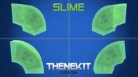 3d model slime rig