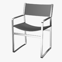 3d model chair hans j wegner