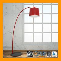 floor lamp 02 3d model