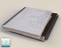c4d notebook book