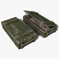 obj crate ammunition munition