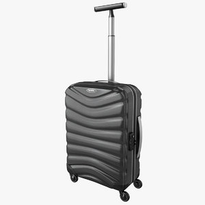 samsonite 3d model