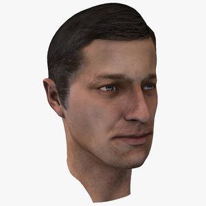 male head 13 max