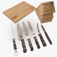 max victorinox knifes