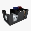 napkin holder 3D models
