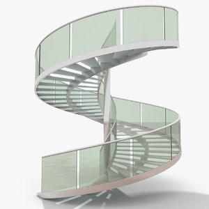 centered 3d model