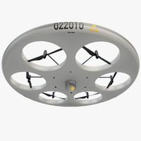 UAV Surveillance Drone