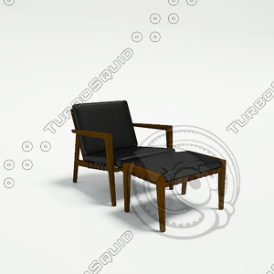 3ds max ritzwell blava726 1665 chair