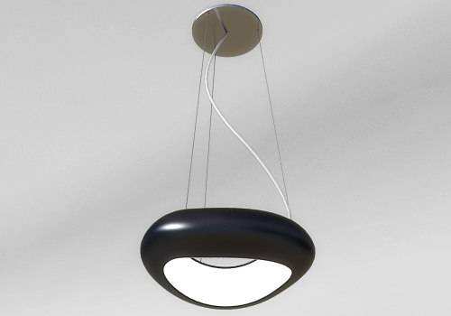 3d lamp ceiling
