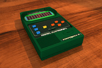 Mattel Electronics Football 2