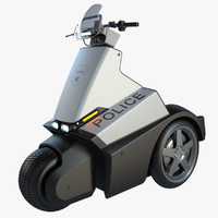 3ds tricycle segway se-3 patroller