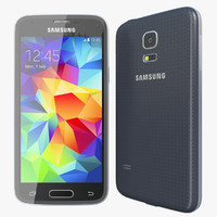 realistic samsung galaxy s5 3ds