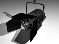 3d max cine reflector