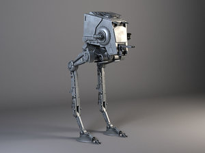 3d model st star wars