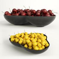 free max mode red yellow cherries