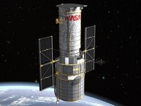 space hubble telescope max