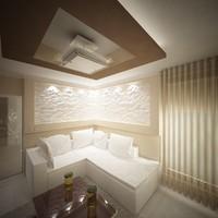 sofa 7 3d