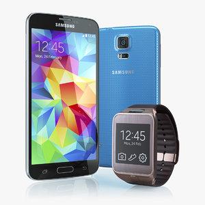 samsung galaxy s5 gear 3d max