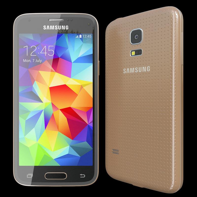 realistic samsung galaxy s5 3d max