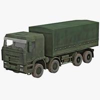 Iveco Trakker GTF 8x8