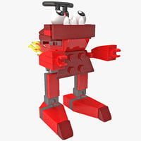 3d lego mixel zorch