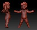 cherub 3D models