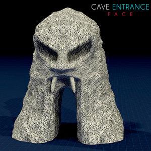 dxf cave entrance